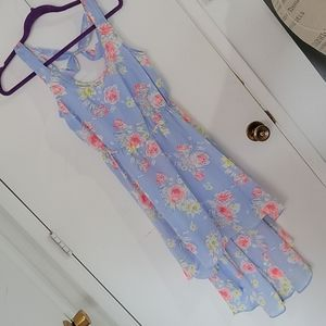 Candie's Hi-low Spring or Summer Dress